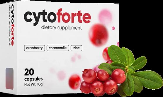 Cyto Forte 2019 - skład, ceny, gdzie kupić?