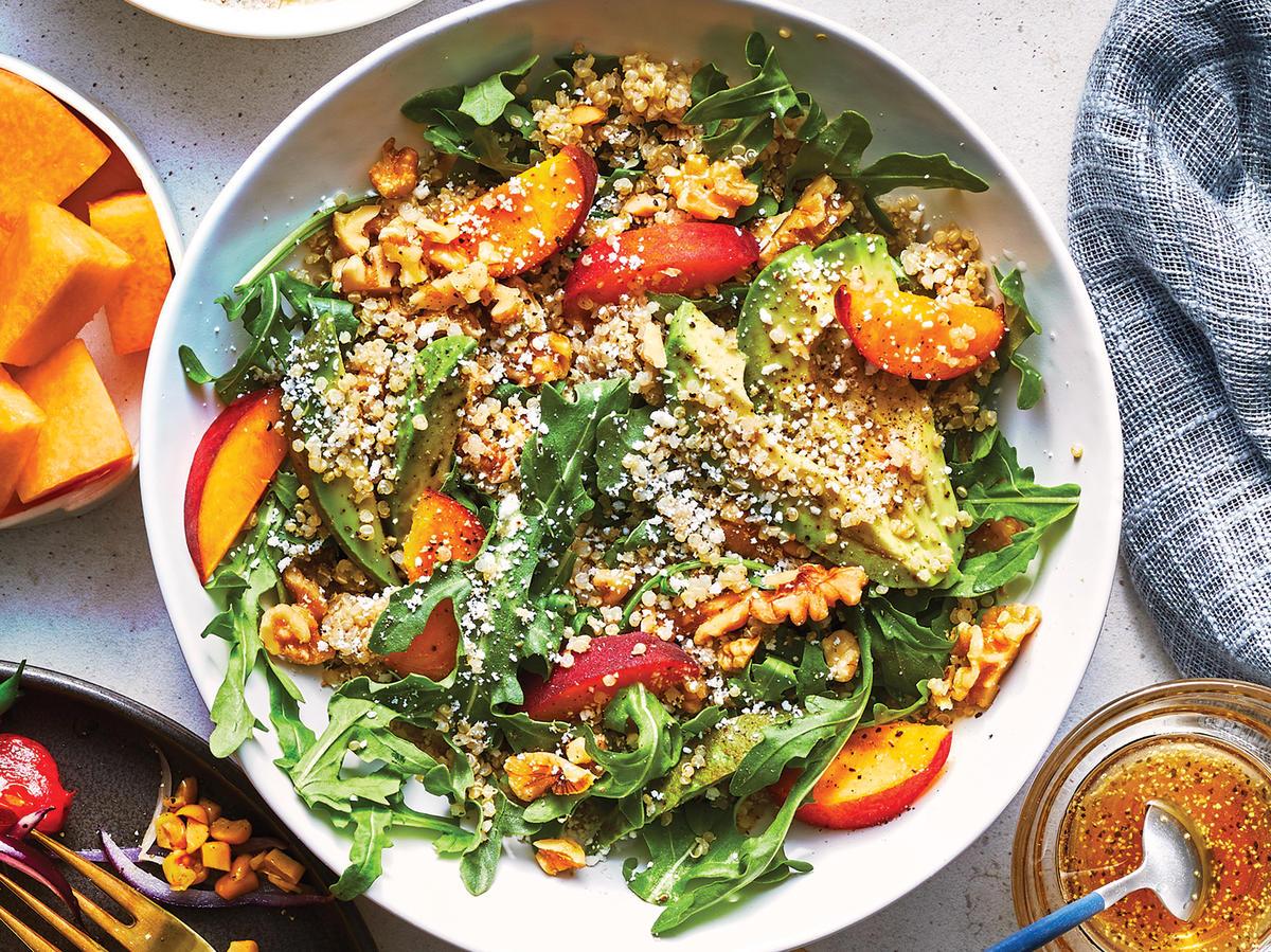 Spróbuj wegetariańskiej diety dla utraty wagi