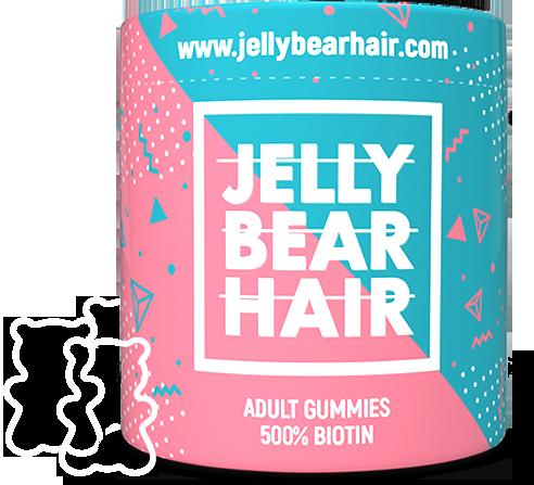 Jelly Bear Hair 2019 - skład, ceny, gdzie kupić?