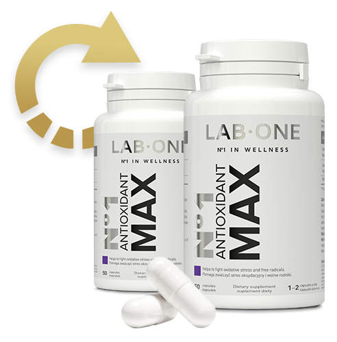 LabOne AntioxidantMax 2019 - skład, ceny, gdzie kupić?