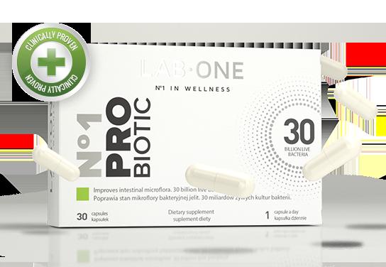 LabOne Probiotic - opinie użytkowników forum