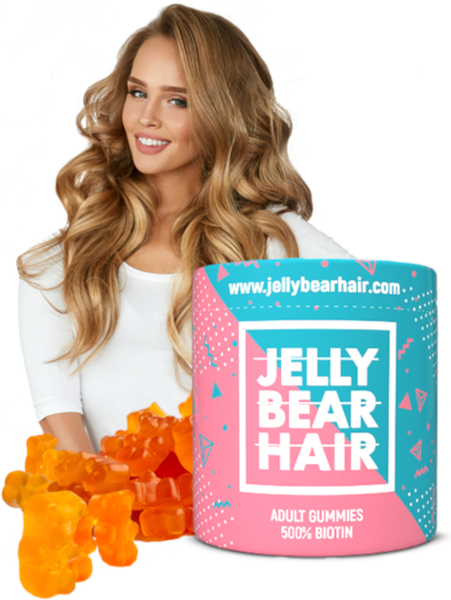 Skutki uboczne Jelly Bear Hair