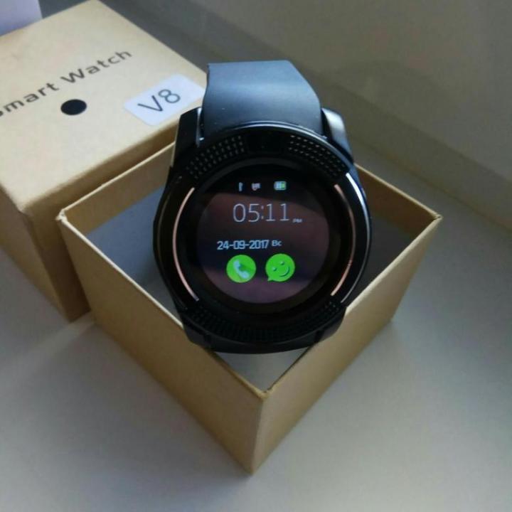 Skutki uboczne Smartwatch V8