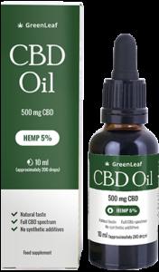 GreenLeaf CBD Oil - 2019 - skład, ceny, gdzie kupić?