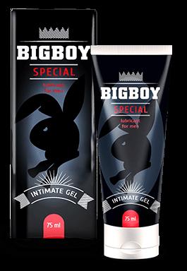 Bigboy Żel - 2020 - skład, gdzie kupić, ceny?