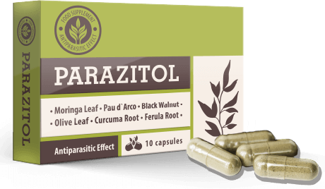 Parazitol - 2020 - skład, ceny, gdzie kupić?