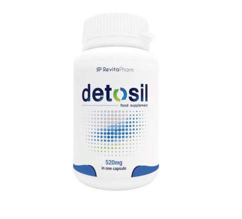 Detosil Slim 2020 - skład, ceny, gdzie kupić