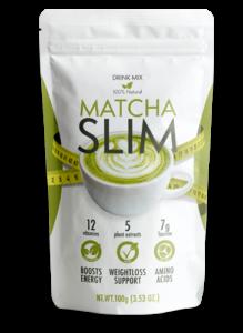 Matcha Slim - 2020 - skład, ceny, gdzie kupić?