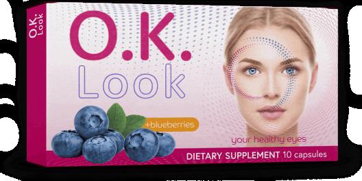 OK Look - 2020 - skład, gdzie kupić, ceny?