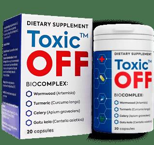 Toxic Off - 2020 - skład, ceny, gdzie kupić?