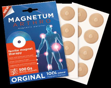 Magnetum Arthro - cena w aptece, na allegro. Ile kosztuje? Strona producenta
