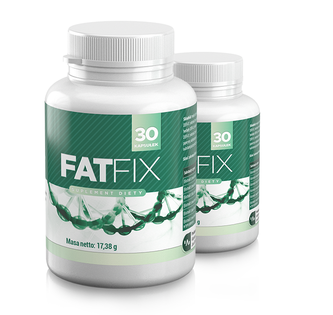 FatFix - 2020 - skład, ceny, gdzie kupić?