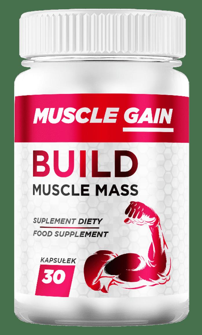 Muscle Gain - 2021 - skład, gdzie kupić, ceny?