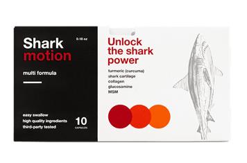 Shark Motion - 2021 - ceny, gdzie kupić skład