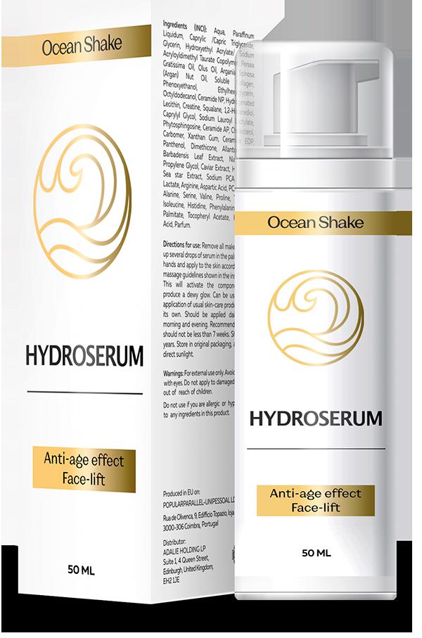 Hydroserum - 2021 - skład, ceny, gdzie kupić?